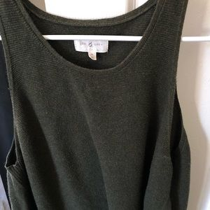 Lou & Grey sweater tank